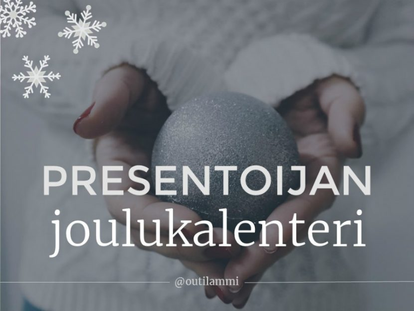 outi_lammi_presentoijan_joulukalenteri